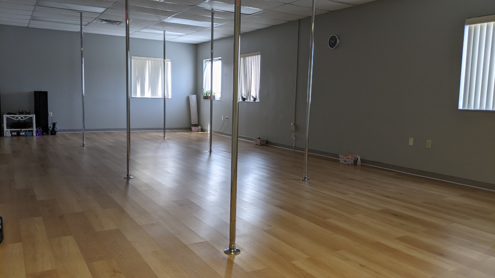 Pole and aerial studio1